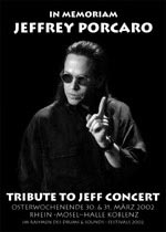 Jeff Porcaro Tribute Concert